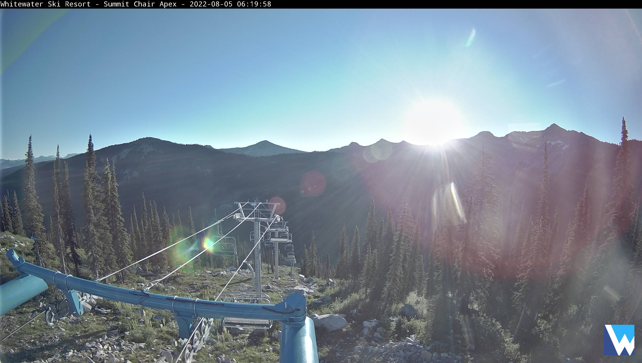 Webcam Whitewater